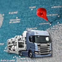 Transporte de Veículos em Todos Estados do Brasil